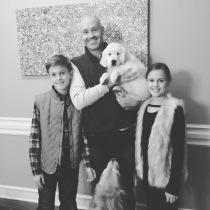 Dallas Aquarium Experts Owner Morgan O'Neal along with his family