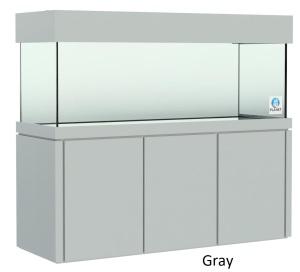 215 Gallon Aquarium with a Elegance Style Aquarium Cabinetry